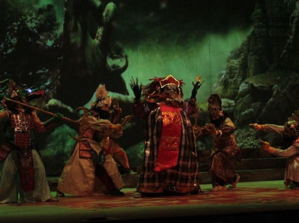 Cara Teater Koma Gaet Generasi Milenial di Produksi Mahabarata