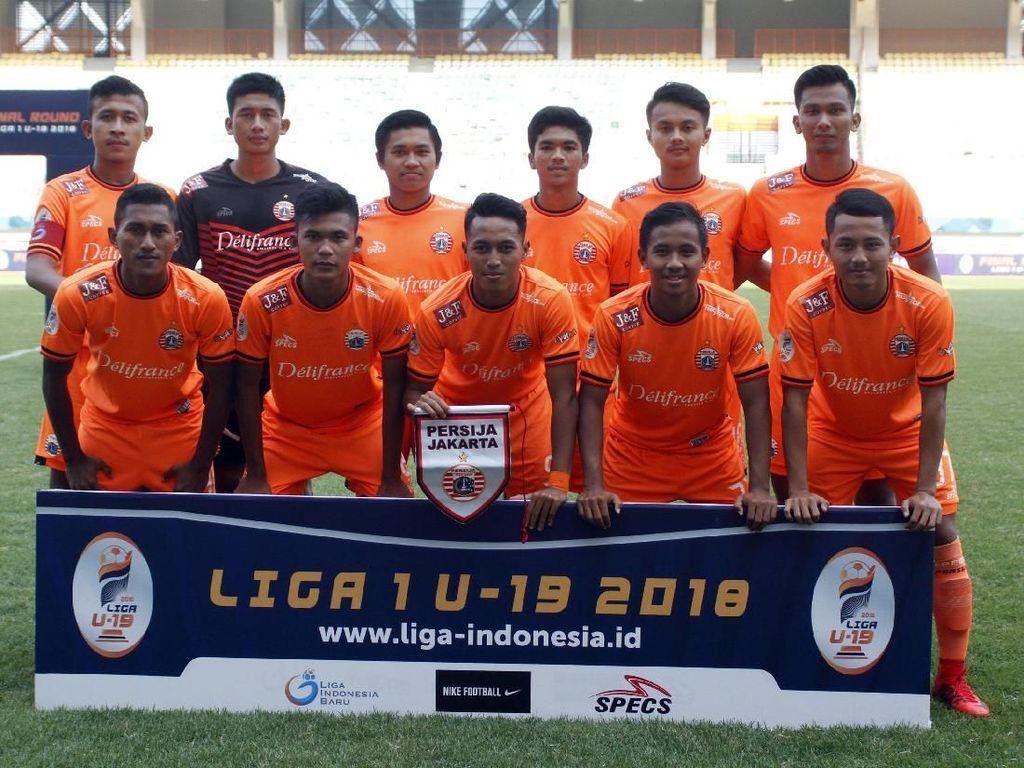 Bertemu Persib di Final Liga 1 U-19, Persija Usung Misi Revans