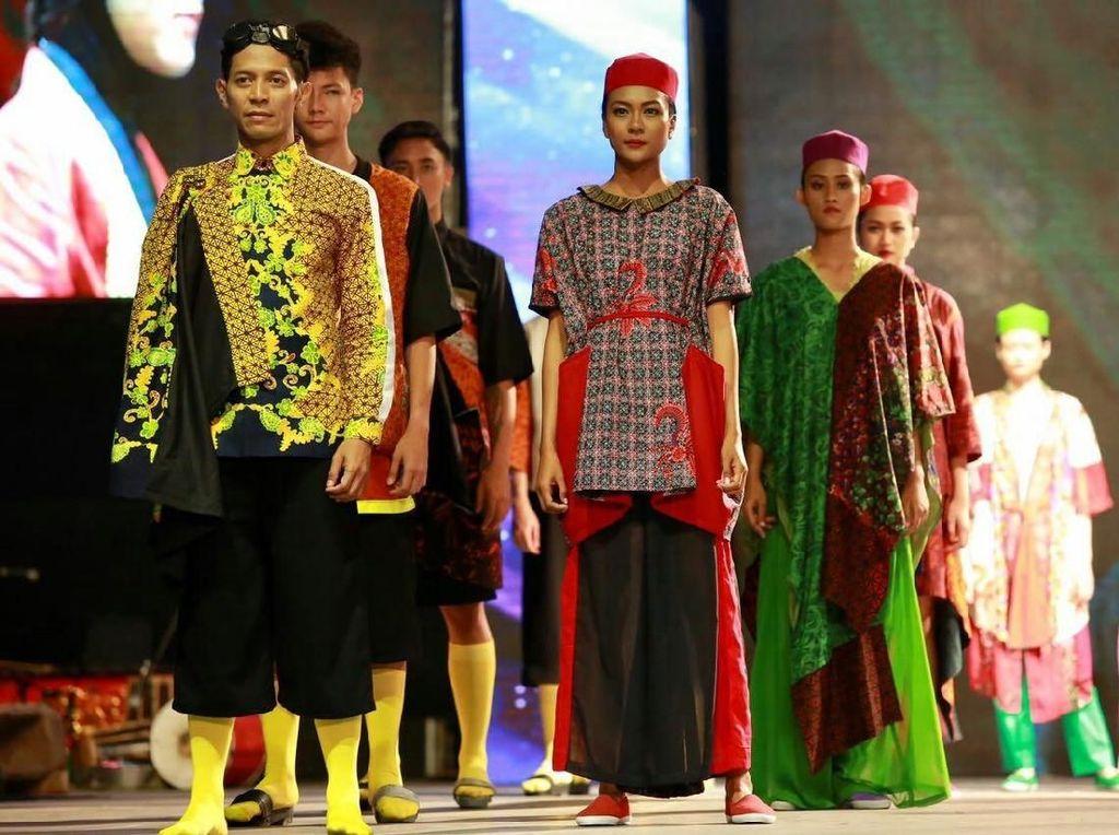 Festival Batik Banyuwangi 2018, Kolaborasi Perajin Lokal dan Italia