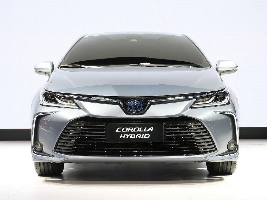 Wajah Baru Mobil Terlaris Dunia