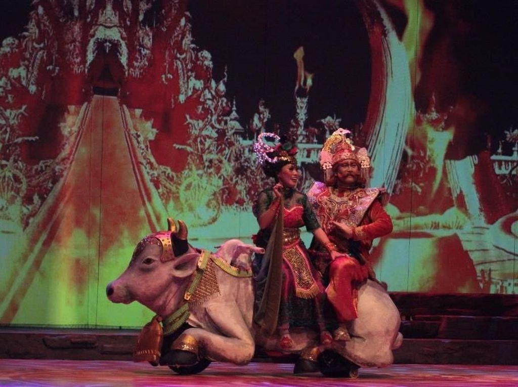 Evolusi Teater Koma di Panggung Mahabarata, 100 Persen Multimedia