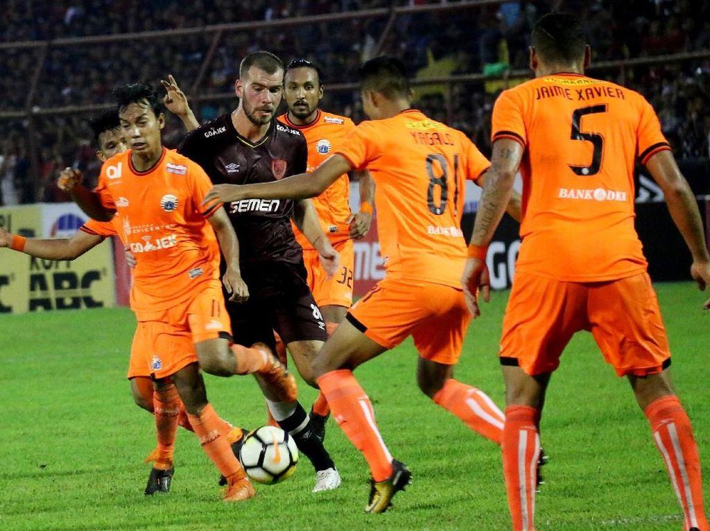 Final Piala Indonesia: Persija dan PSM Berebut Trofi
