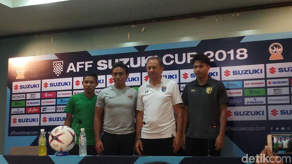 Indonesia Siap Betul Hadapi Laga 'Final' Lawan Thailand