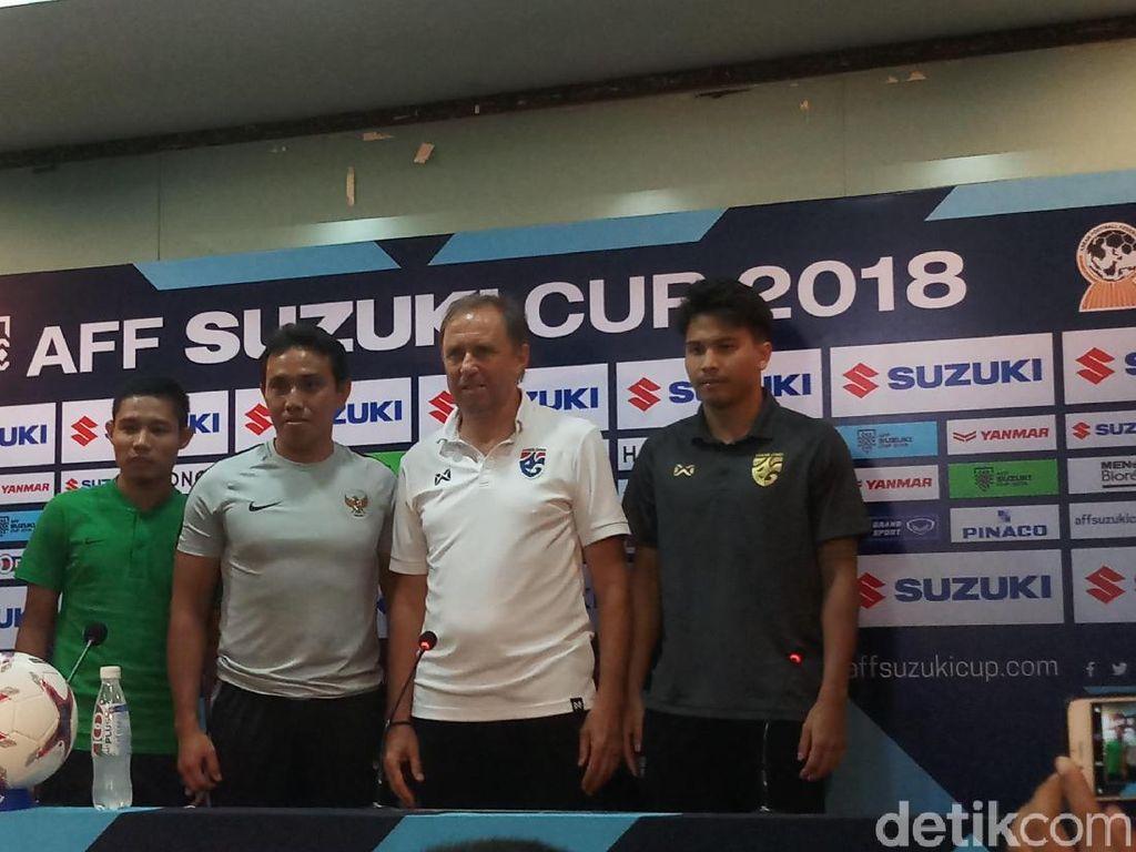 Indonesia Siap Betul Hadapi Laga Final Lawan Thailand