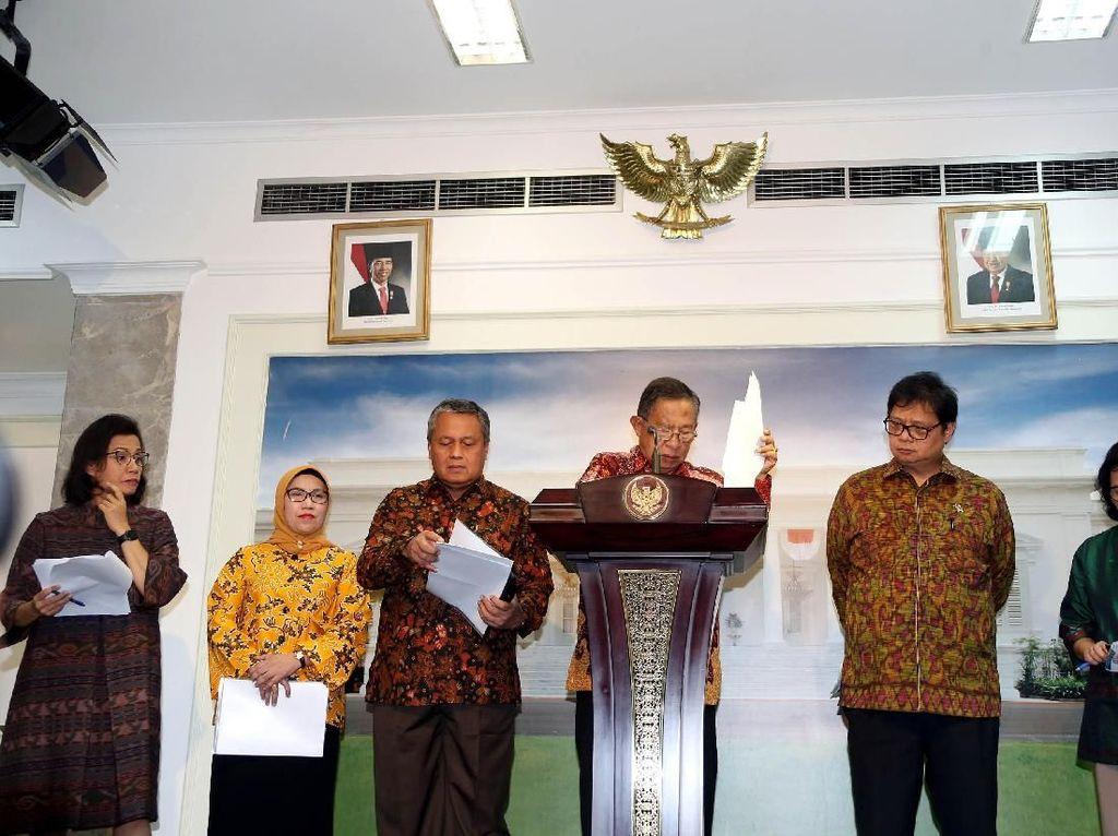Jokowi Perbaharui Paket Kebijakan Ekonomi ke-16