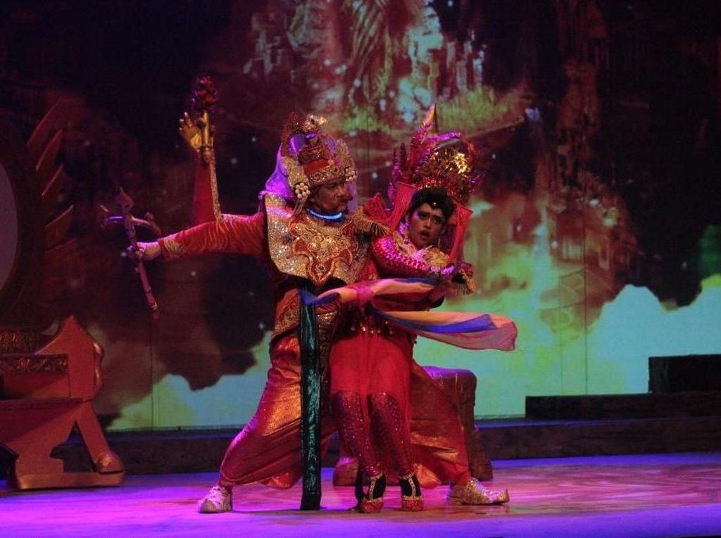 Melihat Kisah Mahabarata yang Kekinian dari Teater Koma