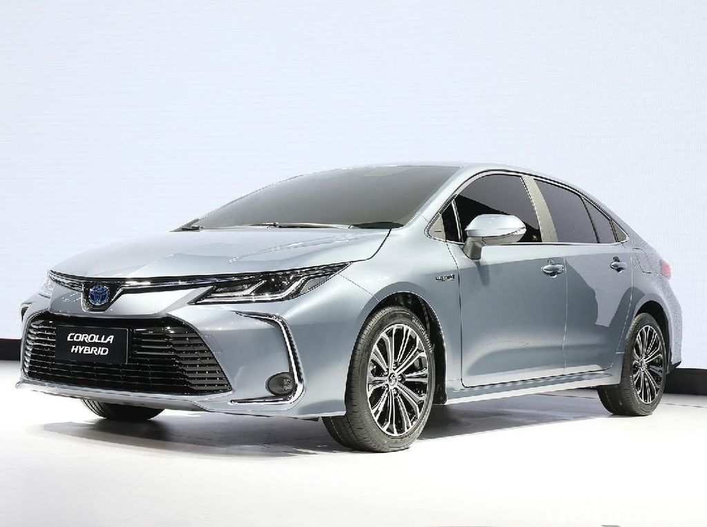 Toyota Corolla Hybrid Siap Masuk Indonesia