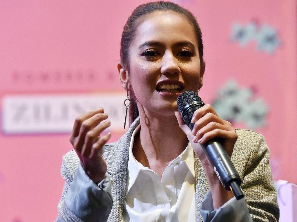 Syuting di Atambua, Pevita Pearce Banyak Belajar tentang Keterbatasan
