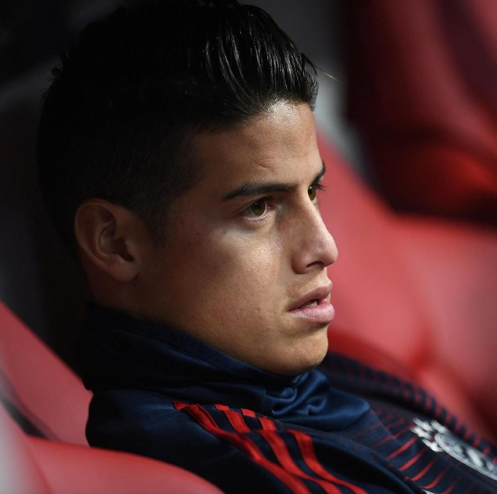 James Rodriguez Menuju Arsenal?