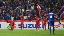 Kalah dari Thailand, Indonesia Sulit Maju ke Fase Knockout