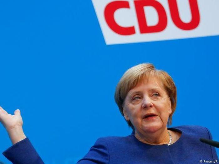 Angela Merkel. Foto: DW (News)