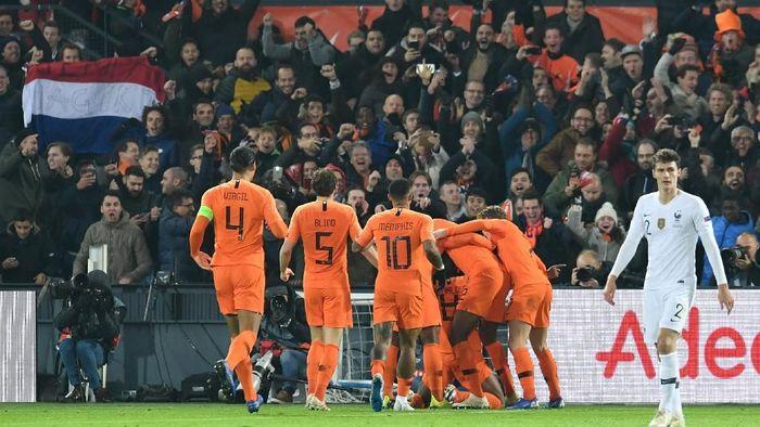 Timnas Belanda mulai membaik usai terpuruk dua tahun terakhir (Toussaint Kluiters/REUTERS)
