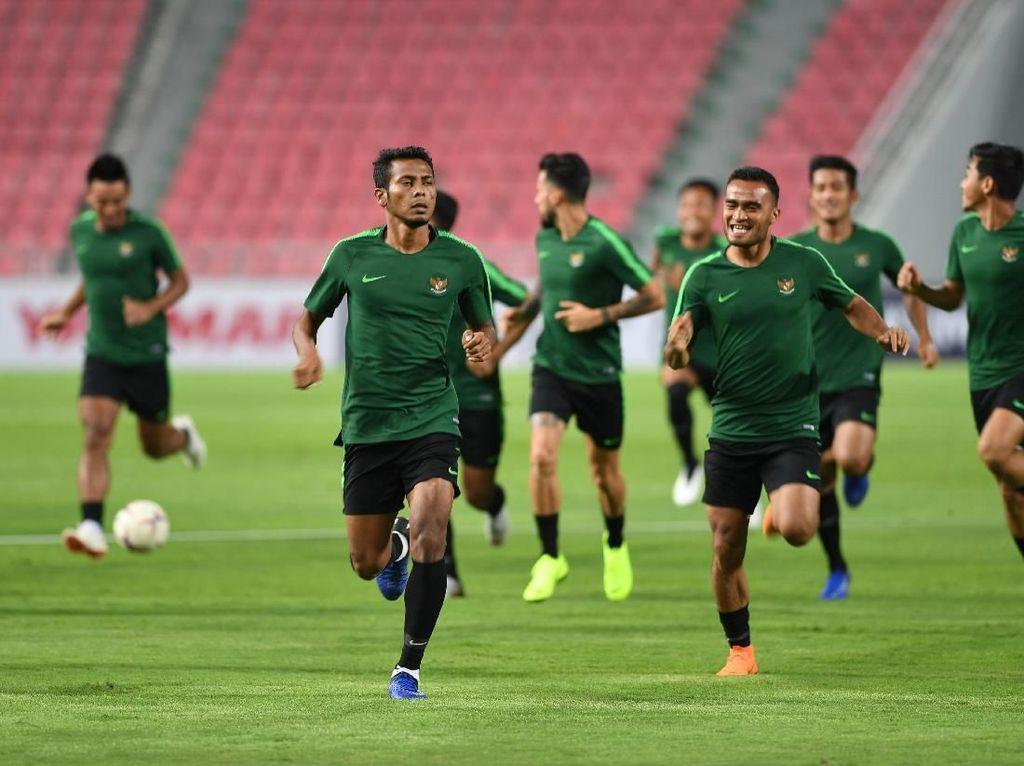 Jadwal Siaran Langsung Piala AFF 2018 Malam Ini: Thailand Vs Indonesia