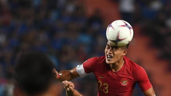 Hasil Piala AFF 2018: Thailand Vs Indonesia 4-2