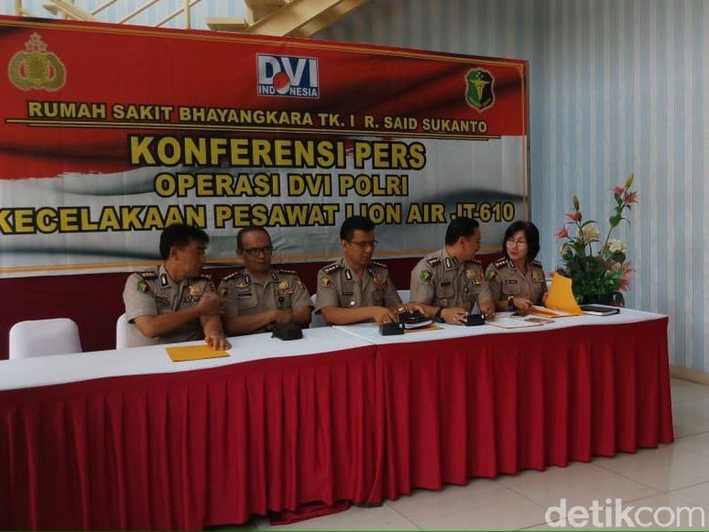 3 Korban Lion Air Teridentifikasi, Salah Satunya Bocah 4 Tahun