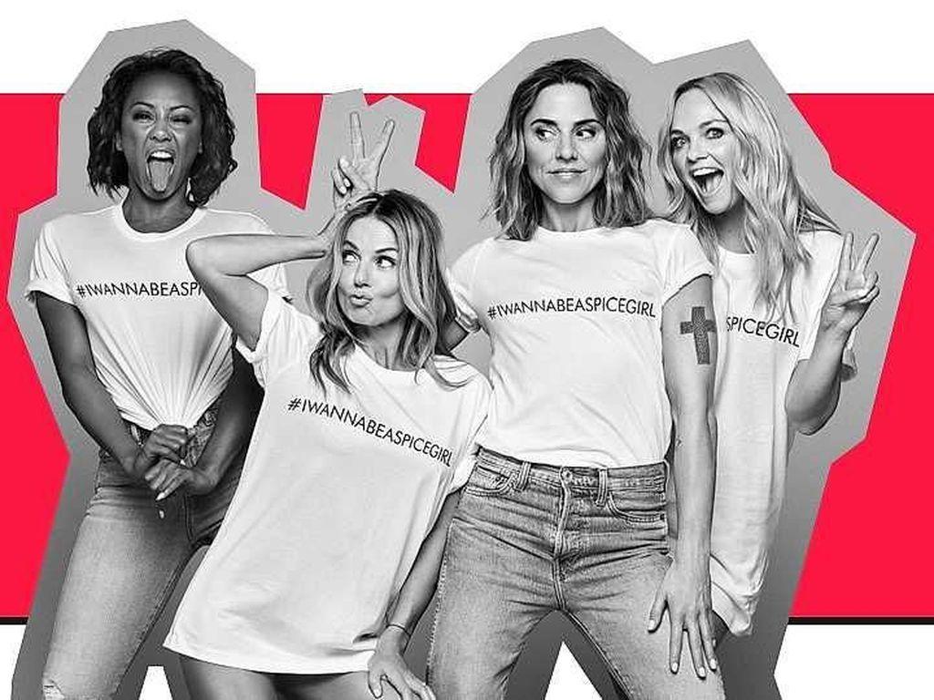Tak Ada di Reuni Spice Girls, Victoria Beckham Disebut Demam Panggung