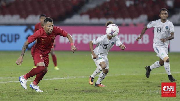 Susunan Pemain Yordania vs Timnas Indonesia