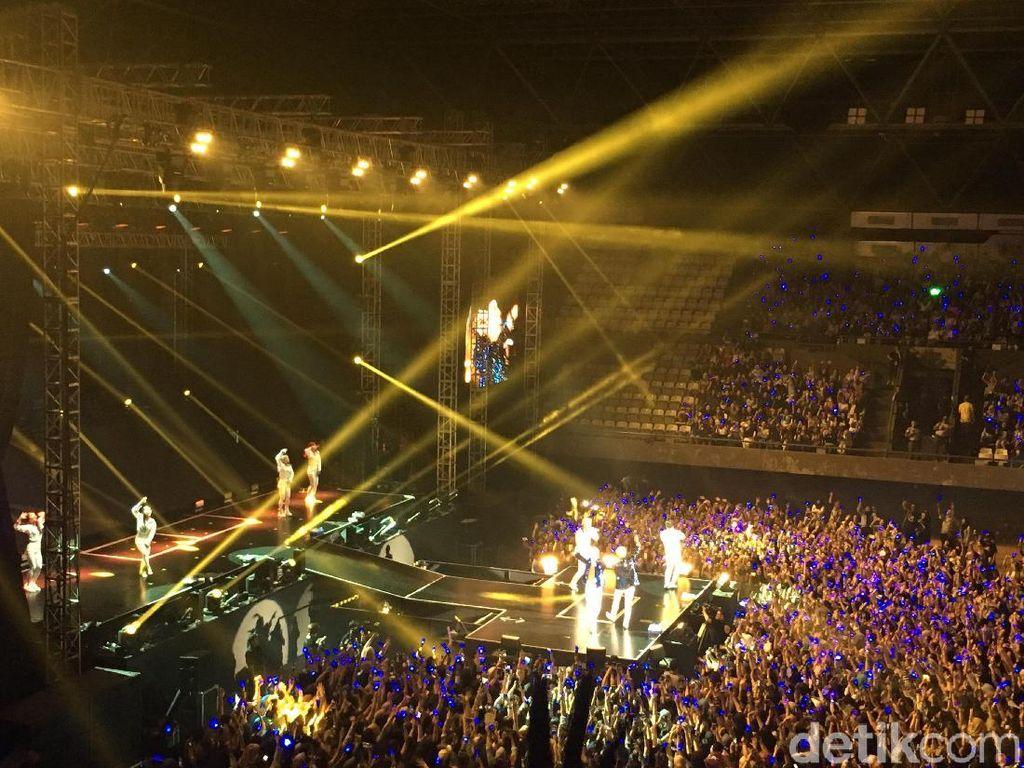 Buka Konser di Jakarta, WINNER: Aku Rindu Kalian