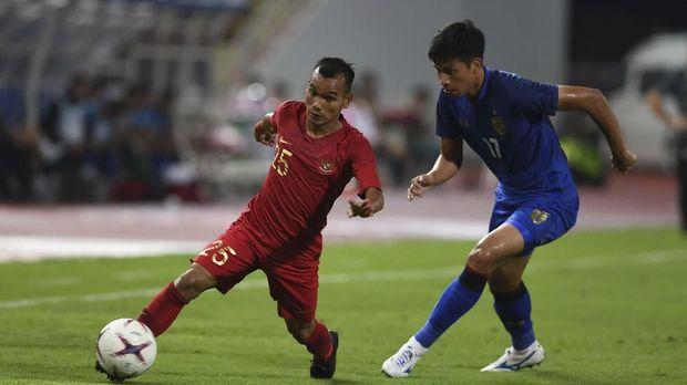 Riko Simanjuntak menjadi salah satu pemain yang tampil impresif.