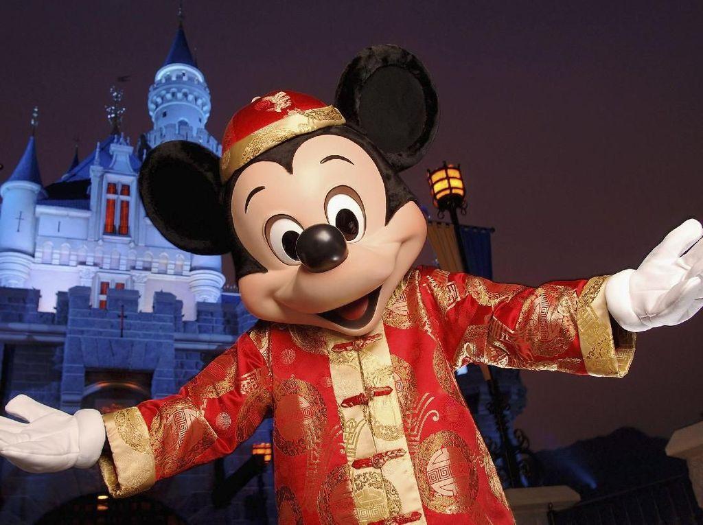 8 Fakta Tak Terduga Mickey Mouse, Dulunya Kelinci dan Pernah Menikah