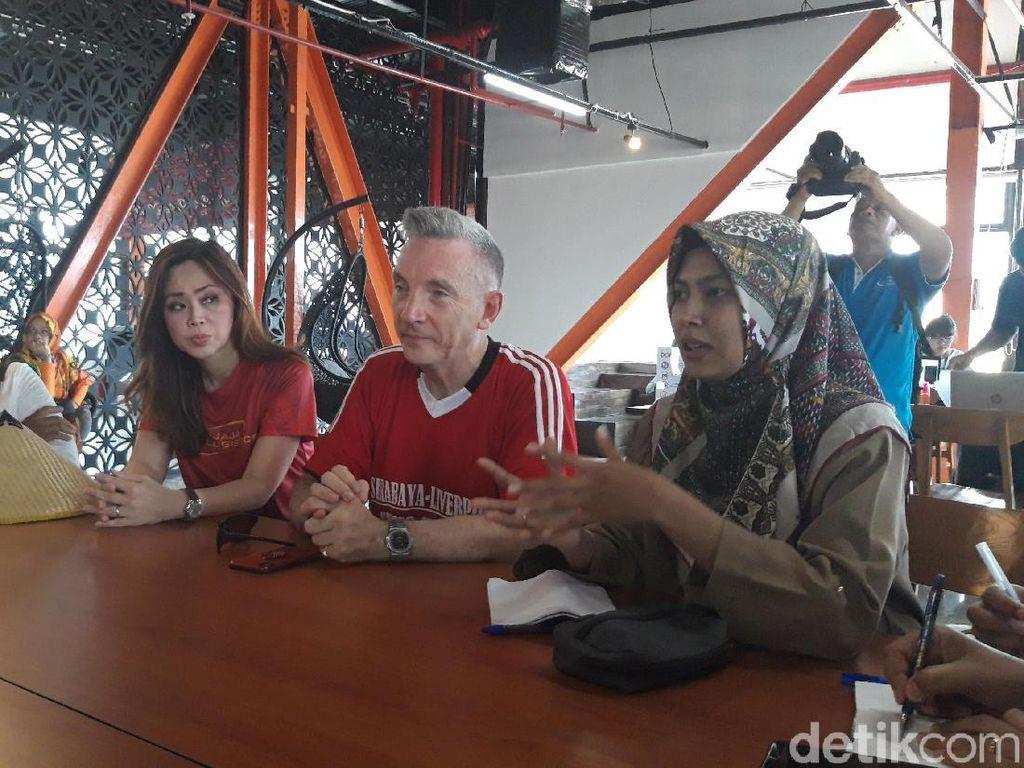 Wawali Liverpool Tertarik UMKM Surabaya, Ajak Diskusi Pelakunya