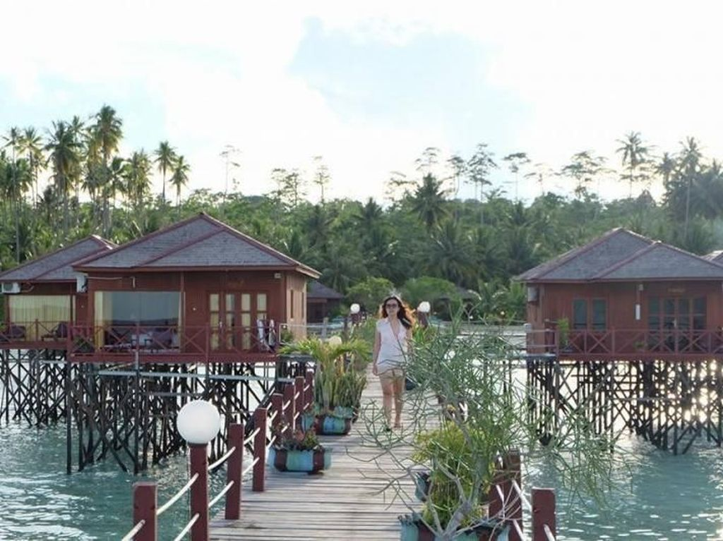 Maratua, Maldives dari Indonesia