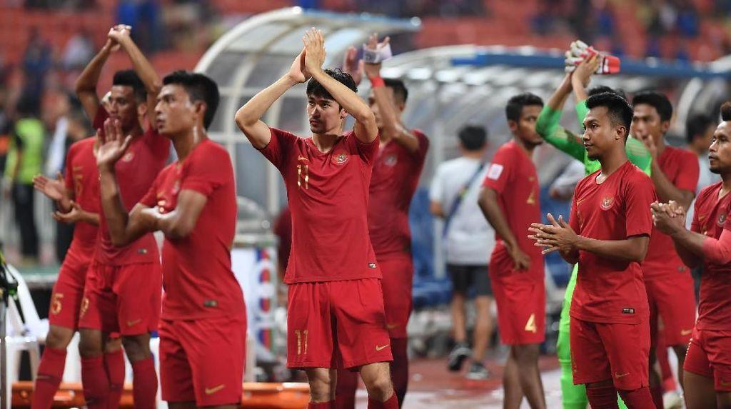 Kutukan Indonesia di Piala AFF Berlanjut