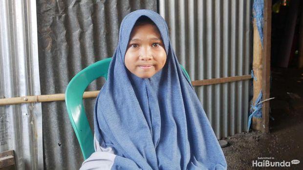 Semangat Hidup dan Secercah Harap Anak-anak Korban Gempa Lombok