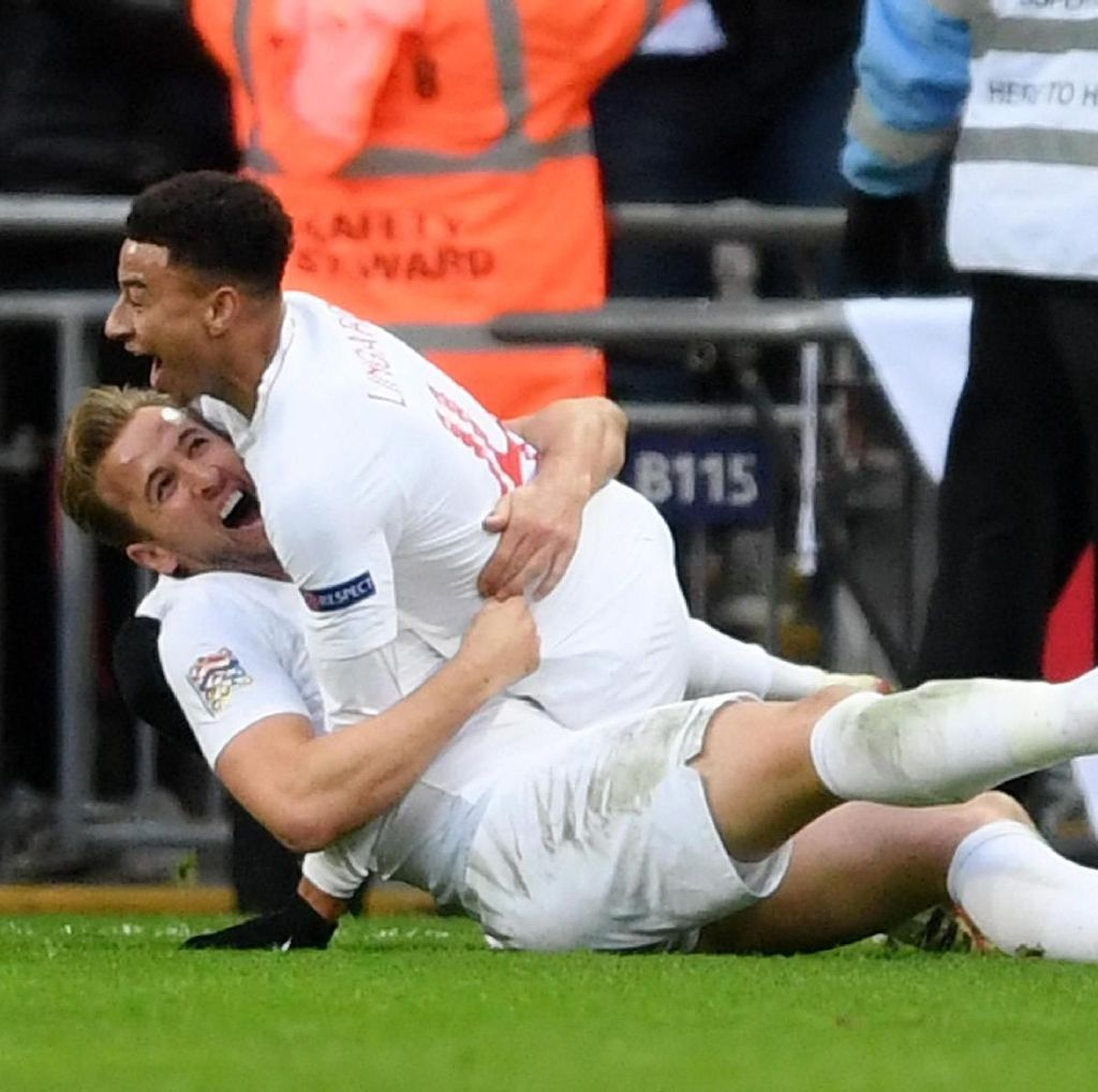 Inggris Terus Jaga Semangat Piala Dunia