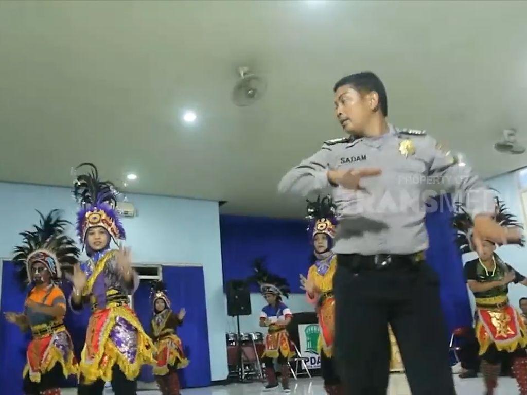 Jiwa Seniman Sang Ajudan Walikota Magelang