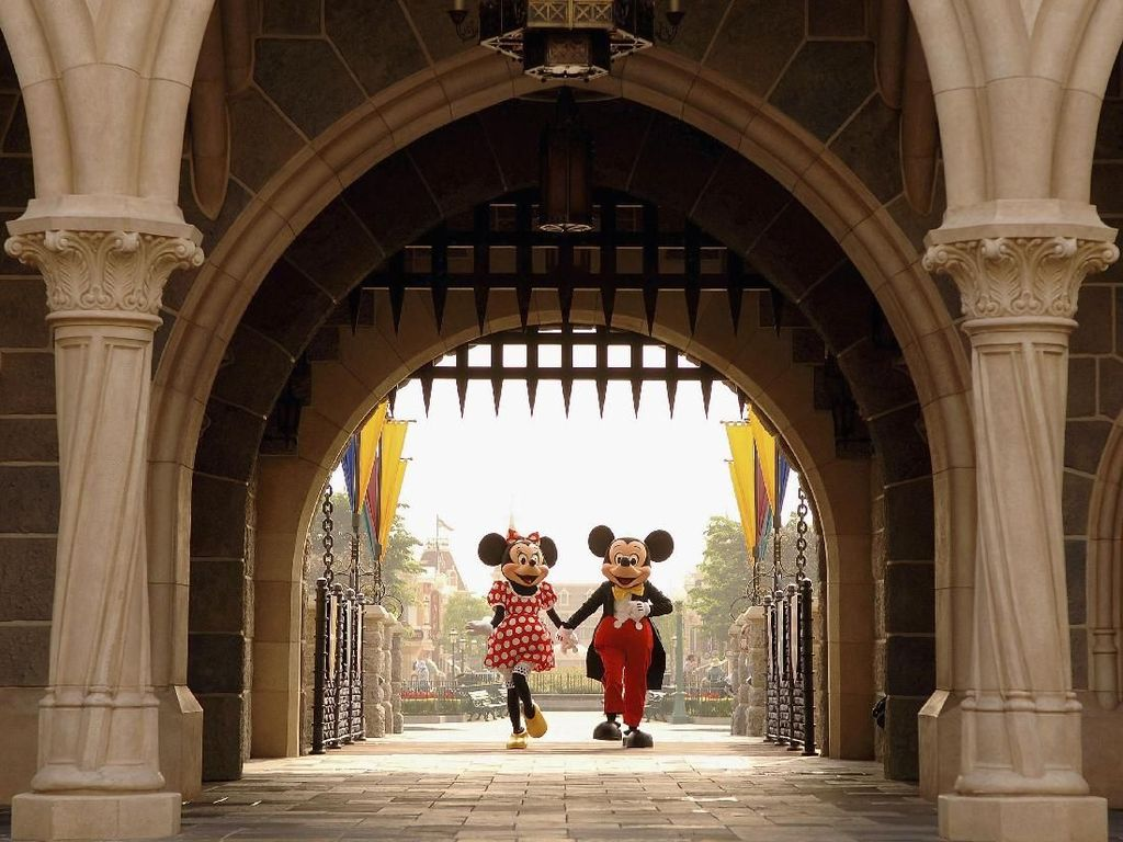 Disney Hapus Fox dari 20th Century