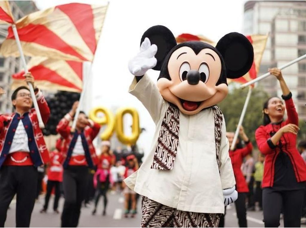 Ini Dia Fans Berat Mickey Mouse Pemenang Liburan ke Hong Kong!