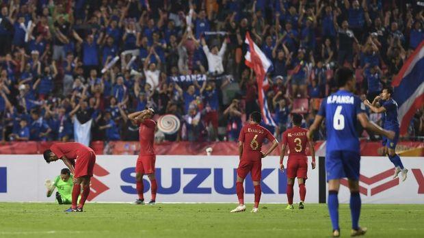 Timnas Indonesia dalam posisi terjepit di Piala AFF 2018.