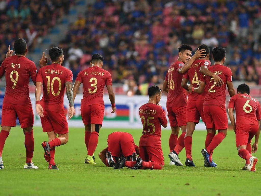 Jadwal Siaran Langsung Yordania vs Indonesia