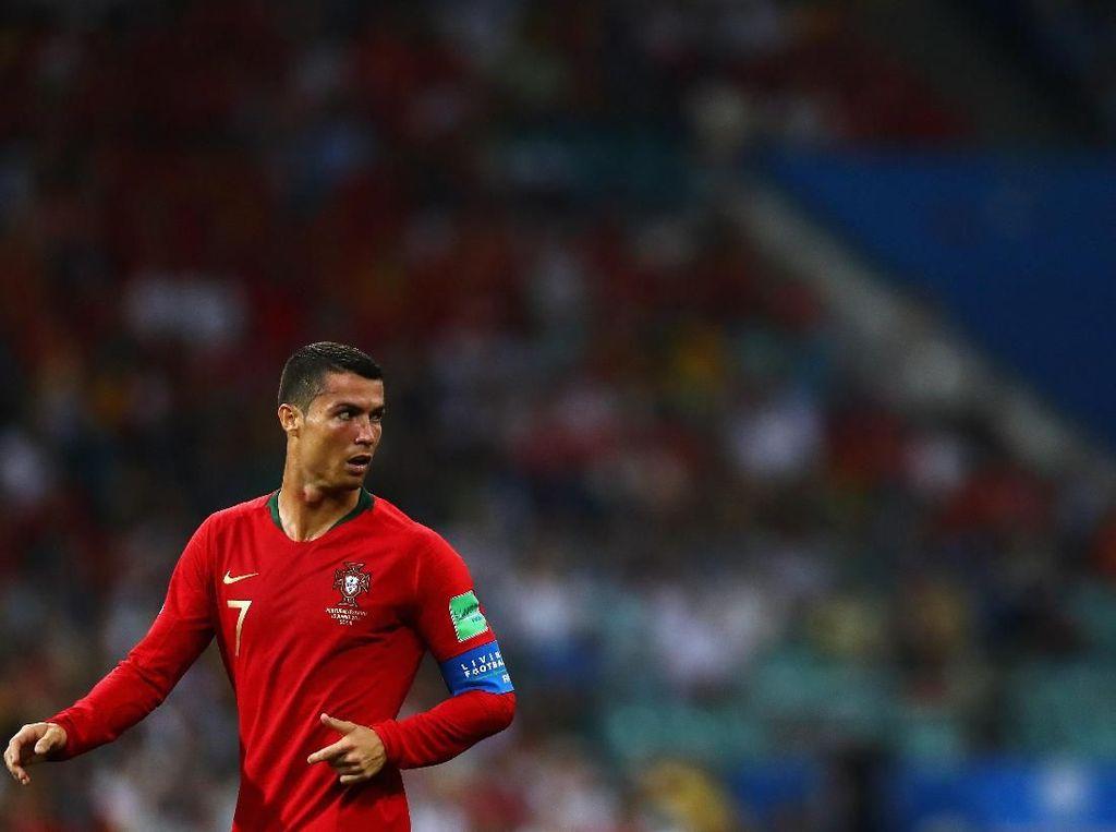 Ronaldo Tak Tinggalkan Timnas Portugal
