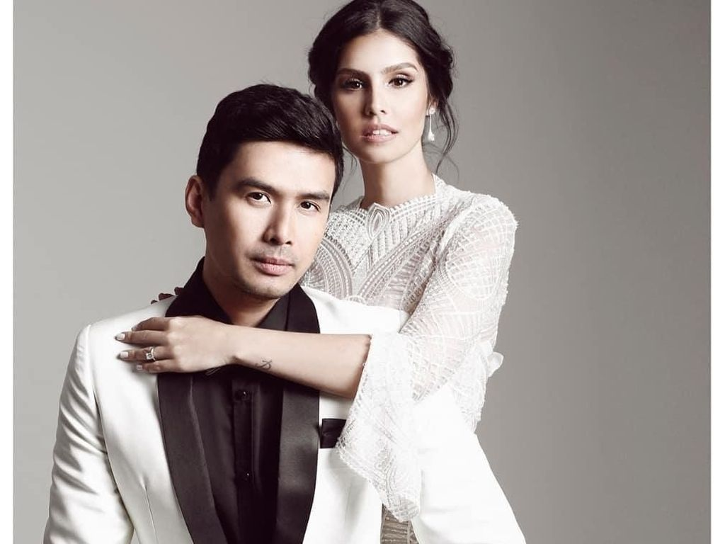 Potret Mesra Christian Bautista dan Kat Ramnani Sebelum Menikah di Bali