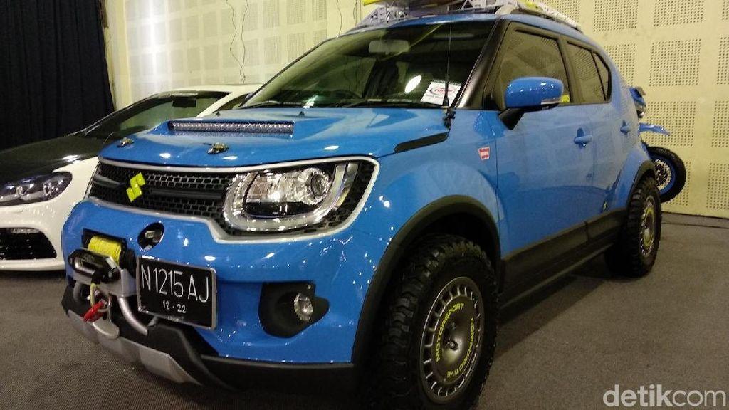 Suzuki Ignis Ini Tampil Kekar