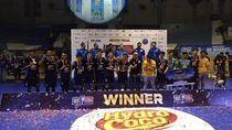 SMANKO Bengkulu Juarai Futsal SMA se-Indonesia