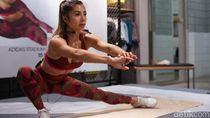 Punya Badan Selalu In Shape, Jennifer Bachdim Olahraganya Apa Sih?