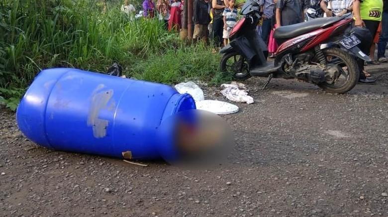 Polisi Buru Pembunuh Dufi Mantan Wartawan yang Dibunuh dengan Keji, Mayat Dibuang dalam Drum