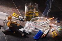 Ilustrasi obat terlarang