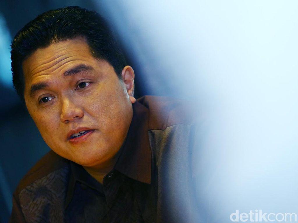 Beri Bantuan ke Petugas KRL, Erick: Jangan Buat Main Mobile Legends