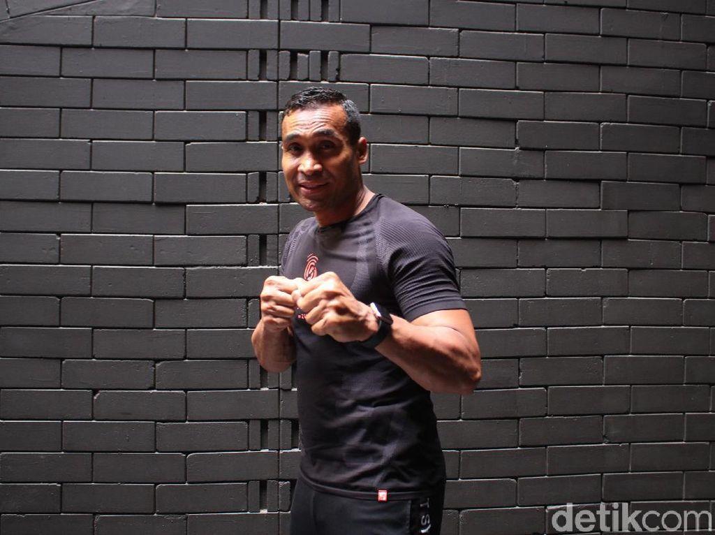 Umar Syarief, Mantan Atlet Karate yang Banting Setir ke Zumba