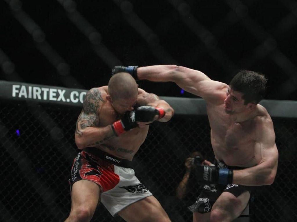 ONE Championship: Ingin Nonton 4 Duel Sabuk Juara Dunia? Ini Caranya