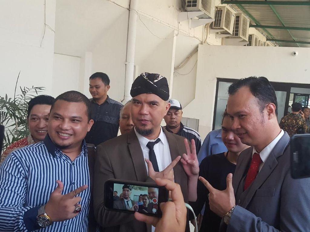 Dhani soal Tuntutan Jaksa: Jika Lebih dari Ahok, Hukum Sontoloyo!