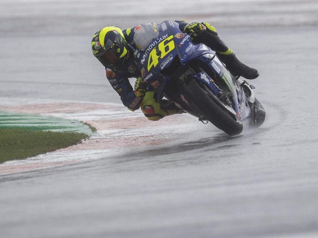 Musim Terburuk Rossi dengan Yamaha: Nol Kemenangan di 2018