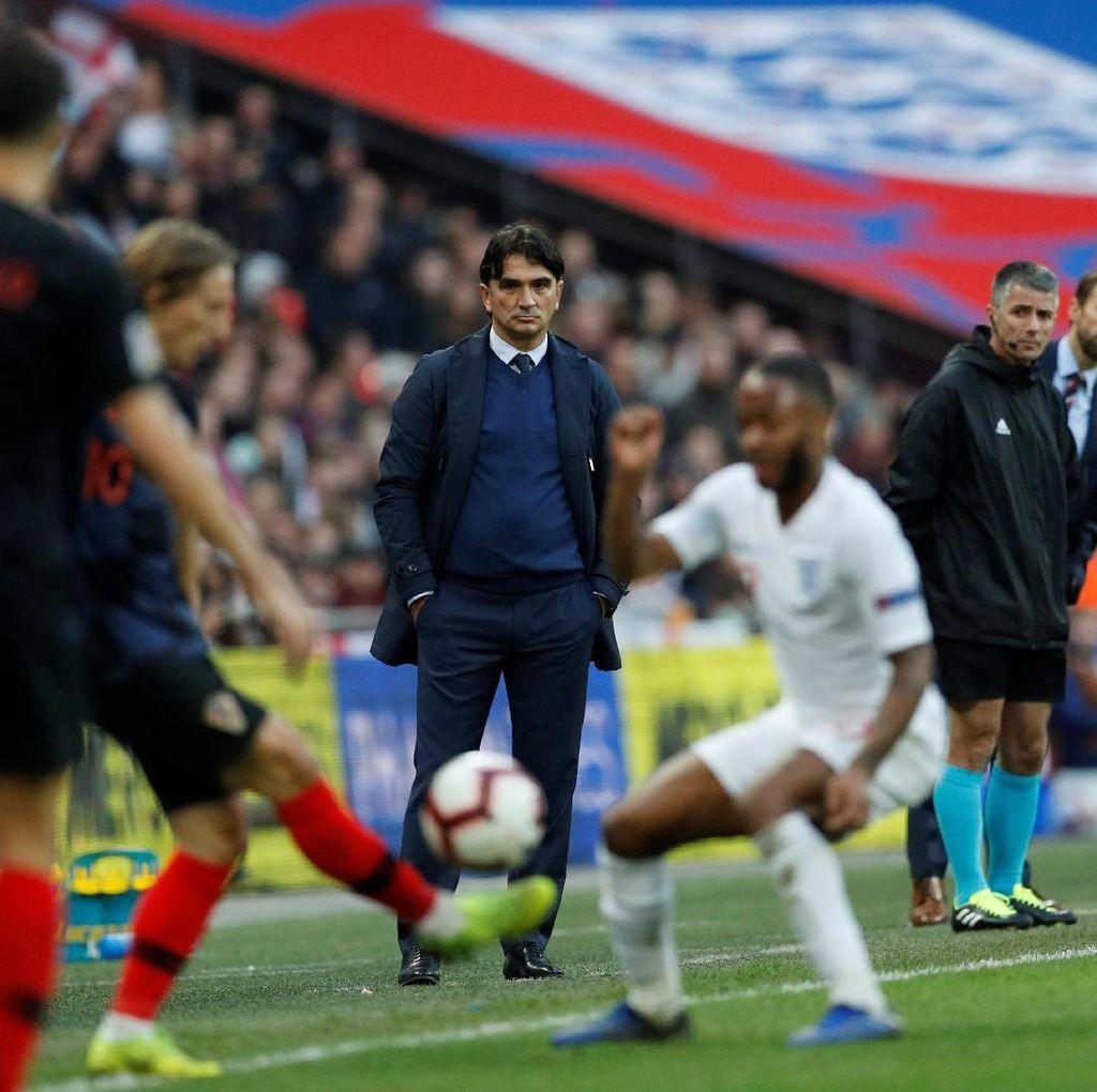 Dikalahkan Inggris, Pelatih Kroasia: Football Is Coming Home