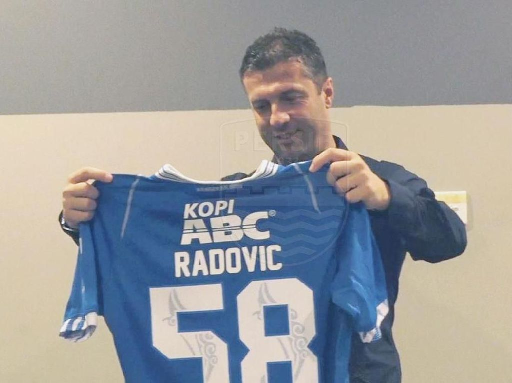 Radovic Dipatok Bawa Persib Juara Piala Indonesia dan Liga 1