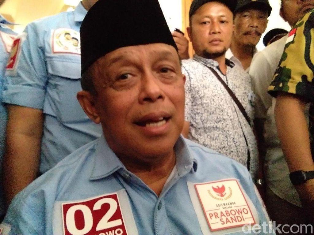 Bantah Klaim TKN Jokowi, Ketua BPN Prabowo: Suara Jawa Berimbang