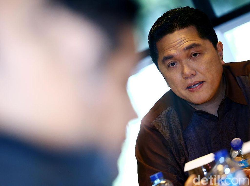 Erick Thohir Doakan Bu Ani Sembuh: Saya Baik dengan Keluarga Yudhoyono